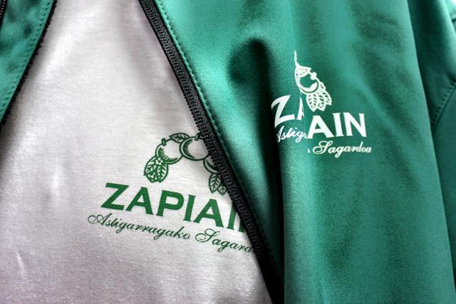 Marcaje textil para uniformes