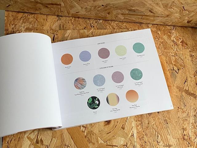 Colores de temporada Stanley Stella 2021