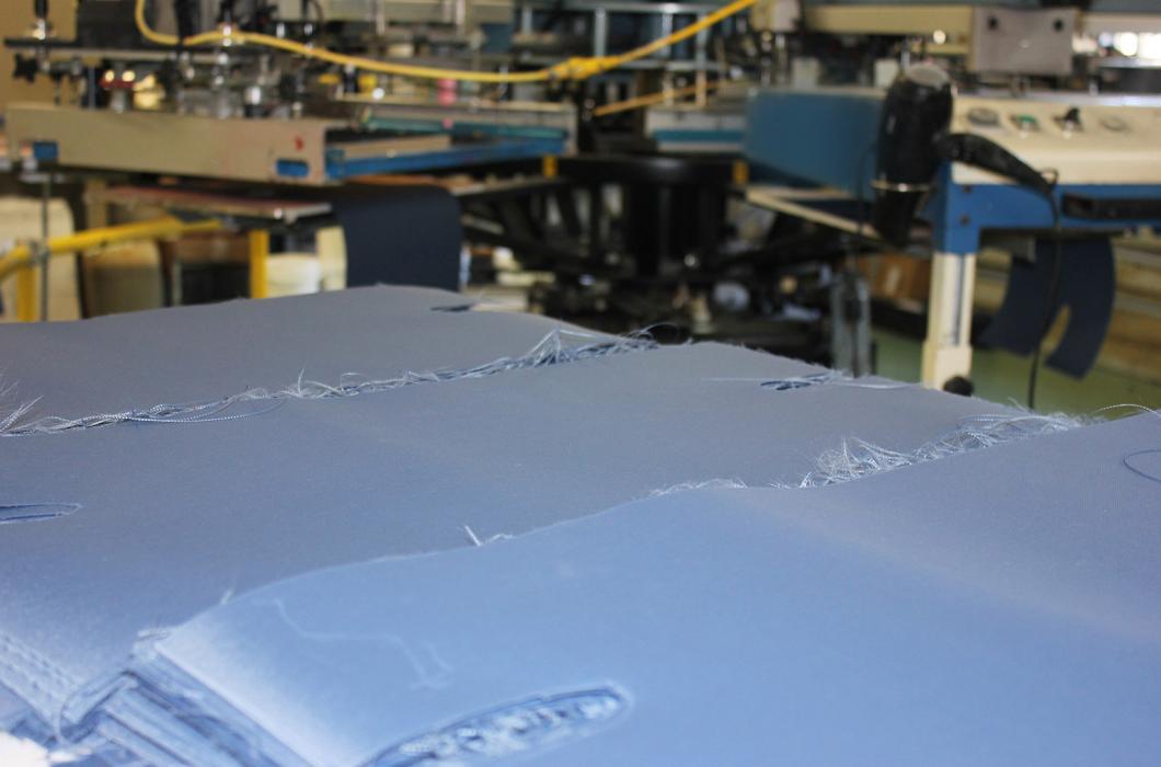 Sérigraphie sur textile